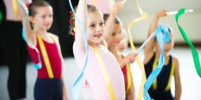 BOOK YOUR CHILD FREE BALLET CLASS TRIAL (4+)