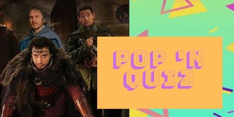 Pop 'n Quiz Kaamelott billets