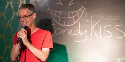 Comedy Kiss' Open Mic at the Impact Hub, 6 November