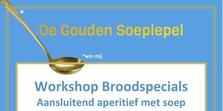 Workshop Broodspecials tickets