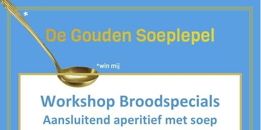 Workshop Broodspecials