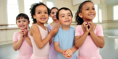BOOK YOUR CHILD FREE BALLET CLASS TRIAL (5+)
