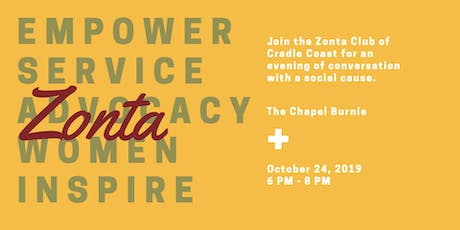 An Evening with Zonta tickets