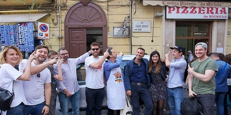 Naples VIP Pizza Weekend – 16/17 November biglietti