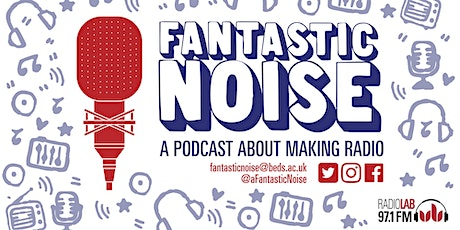 Beds Talks: Fantastic Noise – Making Radio Drama (featuring Jeremy Howe, Editor of BBC Radio 4's 'The Archers') tickets