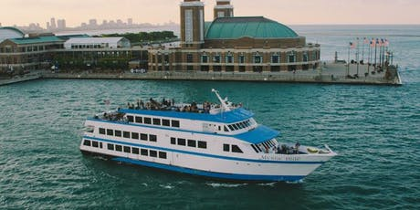 Chicago NYE Fireworks Buffet-Style Dinner Cruise - December 31, 2019 tickets