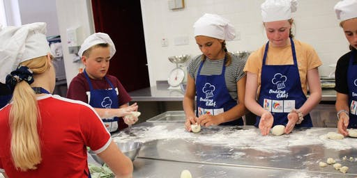Budding Chef Workshop - October Half Term