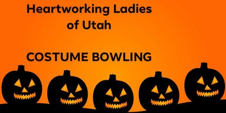 Heartworking Ladies of Utah - Costume Bowling Networking Party tickets