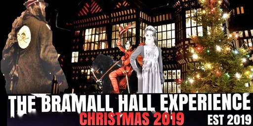 Flecky Bennett's The Bramall Hall Experience Christmas 2019
