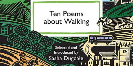 Ten Poems about Walking selected and introduced by Sara Dugdale tickets