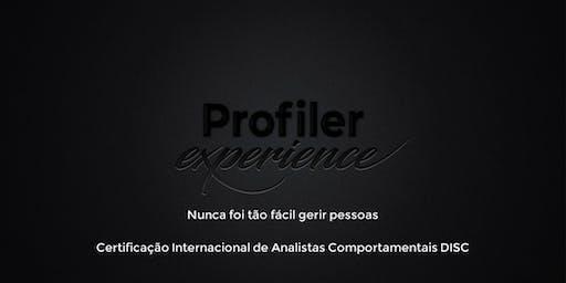 Profiler Experience | Formação de Analistas DISC [Turma 27]
