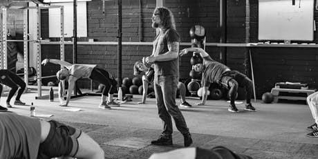 Movement & Mobility, Belfast tickets