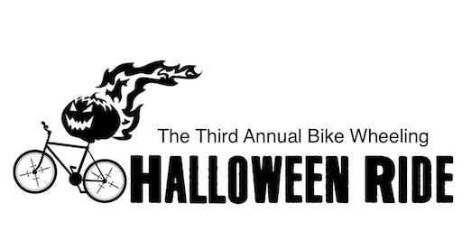 Bike Wheeling Halloween Ride