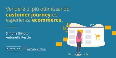 Vendere di più ottimizzando customer journey ed esperienza ecommerce.