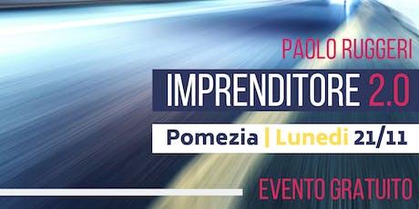 IMPRENDITORE 2.0 - PAOLO RUGGERI biglietti