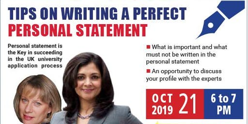 Tips on writing a perfect personal statement For Uk Admission