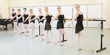 FREE BALLET CLASS TRIAL - ADULT BEGINNERS tickets