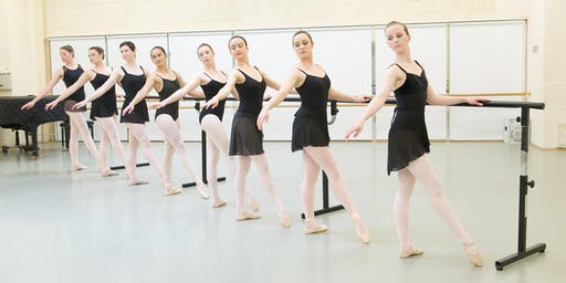 BOOK YOUR FREE BALLET CLASS TRIAL - FOR ADULT BEGINNERS