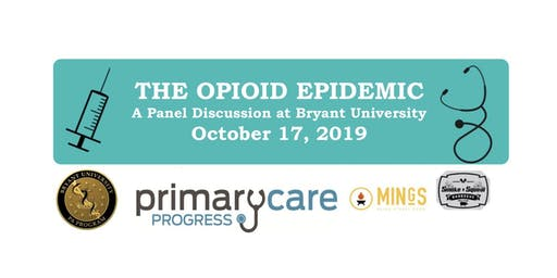 The Opioid Epidemic -- A Panel Discussion