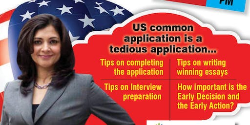 US University application process made easy