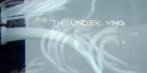 The Underlying by Ami Clarke - Artist talk and exhibition tour