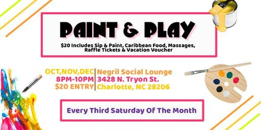 Paint & Play (Libra/Scorpio Edition)