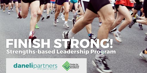 FINISH STRONG! Strengths-based Leadership Program