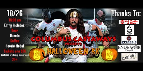 Halloween 0.5k tickets