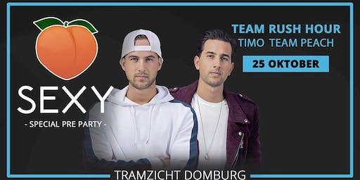 SEXY Tramzicht • Special Pre Party • Vrijdag 25 Oktober