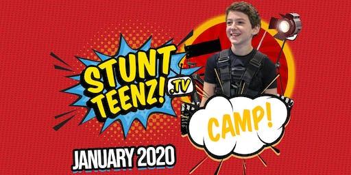 Stunt Teenz Camp