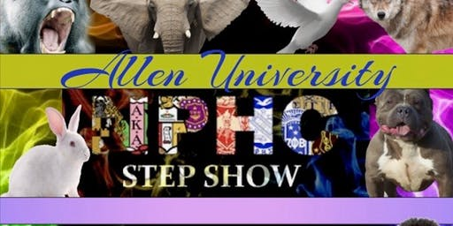 Allen University Homecoming Greek Step Show CALL FOR PARTICIPANTS!