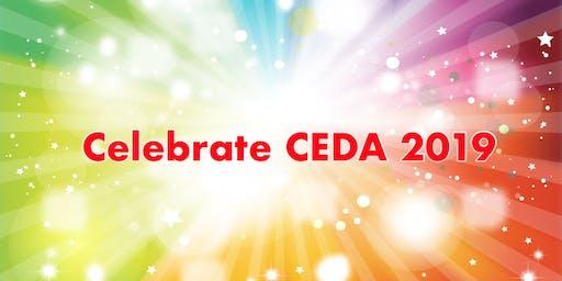 Celebrate CEDA 2019
