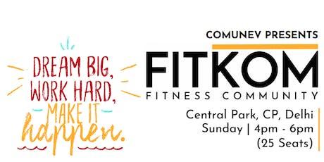 Fitkom - Fitness Community tickets