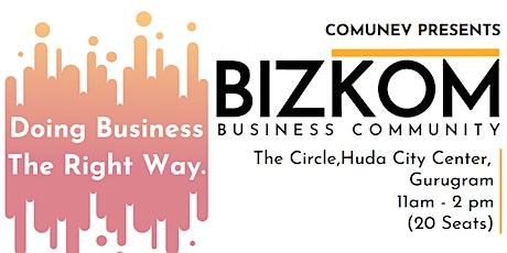 Bizkom - Business Networking tickets