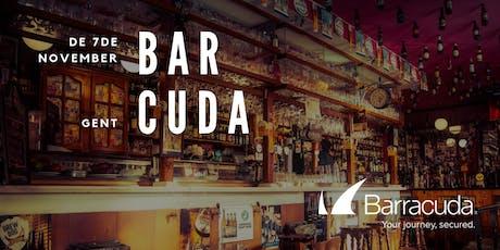 Barracuda | Bar-Cuda Thursday 7 November @ Vooruit in Gent tickets
