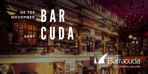 Barracuda | Bar-Cuda Thursday 7 November @ Vooruit in Gent