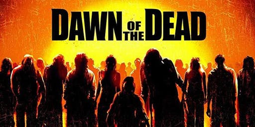 Free Pop Up Cinema: Dawn of the Dead