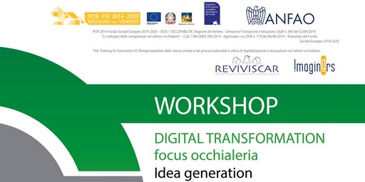 Workshop - Digital Transformation | Focus Occhialeria