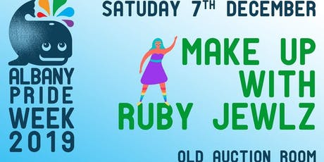 Makeup workshop with Ruby Jewelz! tickets