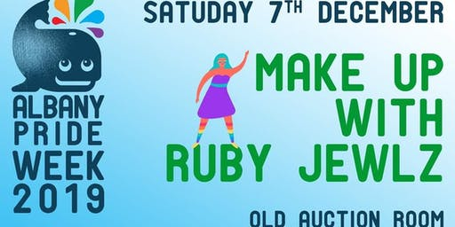 Makeup workshop with Ruby Jewelz!