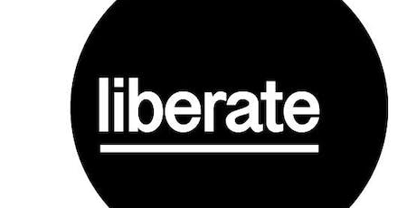 Liberate: UNITED tickets