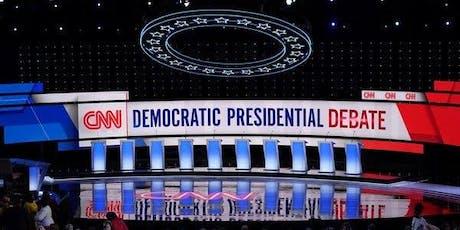DoTheMostGood DNC Debate Watch Party October 15 tickets