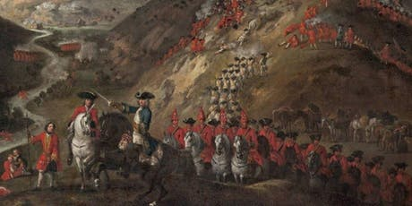'The last invasion of Scotland - 1719' – Jonathan Oates tickets