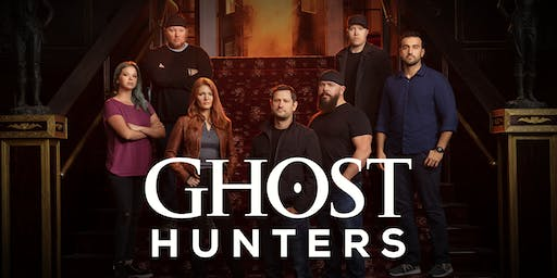 Ghost Hunters DANCING WITH THE DEAD Viewing Party