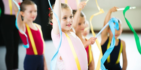 FREE TRIAL - BALLET CLASS KIDS (4 - 6 years old) tickets
