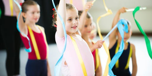 FREE TRIAL - BALLET FOR KIDS FROM 4 YEARS OLD