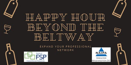November 14 Happy Hour Beyond the Beltway tickets