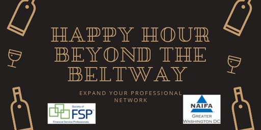 November 14 Happy Hour Beyond the Beltway