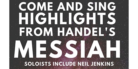 Come and Sing - Handel's Messiah tickets