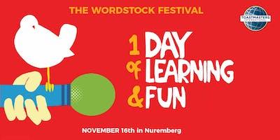 Wordstock Festival – Division D 2019
